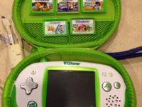 LeapFrog Leapster Explorer Set for $40 WORKS