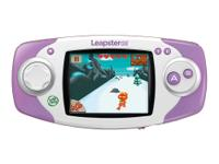 Introducing the ultimate learning game system! LeapFrog