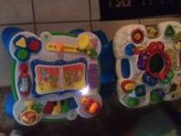 leapfrog table and extra table for 20.00 text me at  if