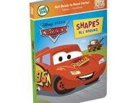 Join Lightning McQueen and Mater on a shape-sighting