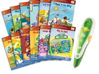 Learn to read with the LeapFrog TAG Learn To Read Book