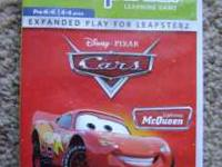 We are selling the Disney Pixar Cars Game for the