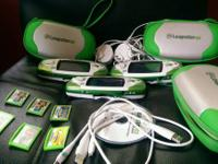 I have three leapfrog explorer GS's for sale consisting