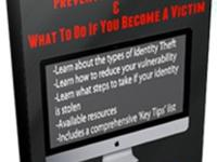 How To Prevent Identity Theft and What To Do If You