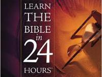 Discover the Bible in 24 Hoursby Dr. Chuck Missler