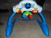 leap frog leap start learning gym. i got it new for