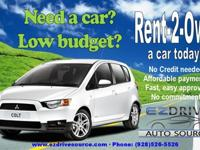 WE WOULD LOVE TO HELP YOU GET INTO A NEW VEHICLE!
