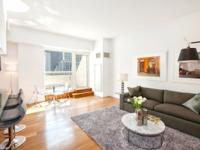 A spacious private floor with outdoor space in Midtown