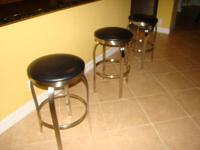 3 Kitchen Counter Stools For Sale In Dunnellon Florida