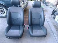 I have a nice set of leather bucket seats for a project