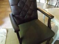 Excellent condition chairs made by National Office