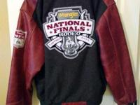 Men's official NFR coat / jacket. Like new condition.