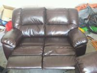 Type:Living RoomType:Sofas Brand new leather couches