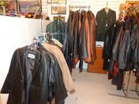 We have many vintage leather coats and jackets.Any one