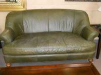 GREAT LEATHER SOFA!!!! COME SEE!! Call us for details