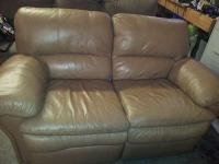 Leather recliner loveseat a great way to relax and
