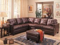 Type:Living RoomLeather Sectional Sofa Set $899Wyckes