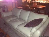 Very nice, excellent condition, cream/light tan sofa,