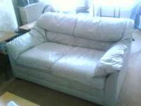 Looking to sell leather sofa and loveseat for $250.00