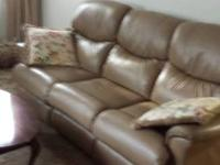 $1,000 for a leather couch in excellent condition. It