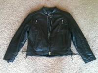 I have a Mens Wilson Leather jacket for sale for