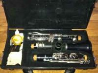 This Leblanc Clarinet is in excellent condition and is