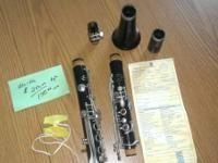 I have a clarinet that I am selling. It is in good