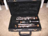 Wood LeBlanc VSP B-flat clarinet bought new about 11