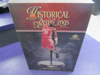 I'm looking to sell a Lebron James historic beginings