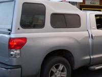 """Custom ordered in """"Silver Sky"""". Fits Toyota Tundra"""