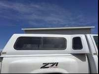 I have a leer stepside shell for a 94 Chevy truck.
