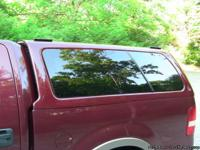 Leer Truck cap currently and bought for 2006 Ford F-150