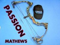 LIKE NEW, LEFT HAND MATHEWS PASSION, SOLO CAM, CAMMO,