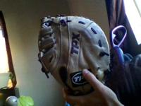 I have a TPX Left Handed Thrower's First Baseman's