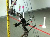 i have a left handed quest compound hunting bow bow