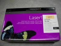 I have a new Legacy brand Laser Cartridge for sale.