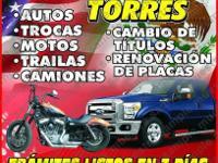 IMPORTACION DE VEHICULOS TORRES.  LEGALIZACION DE:. 1.