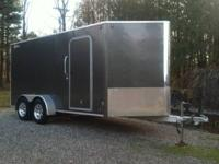 This is the best used enclosed trailer for sale. We