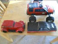 RJ Speed Legends rc race car- brushed and fast Call or