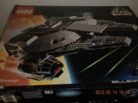 Lego #7190 Millenium Falcon - 659 pieces! In original