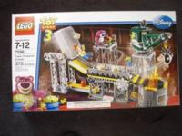 Have a Brand New Lego Treash Compactor Escape. The