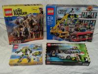 Assorted Lot of LEGO FOR SALE! Want to offer as a