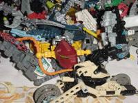 Lego Bionicle Lego 11+ Pounds some amounts mask misc