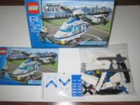 Great Condition. Police Helicopter 7741 and Prisoner