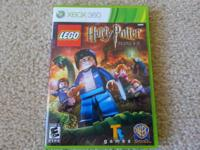 Up for sale is my copy of LEGO Harry Potter (Years 5-7)