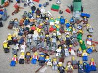 75 minifigures(cool monster guys, harry potter, indiana