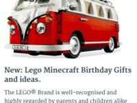 The LEGO Brand is well-recognised and highly regarded