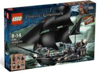 LEGO Pirates of the Caribbean Black Pearl 4184 NEW