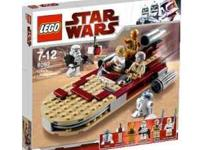 HELLO! Up for Sale is a BRAND-NEW Lego Star Wars set!!