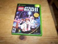 Lego Star Wars II for Xbox - Good condition with